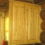 Douglas Fir Cabinetry
